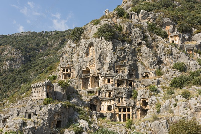 Ancient city of Myra