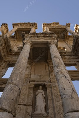 Ephesus library, Turkey.
