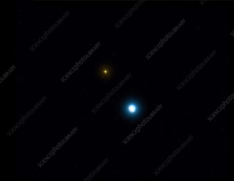 17 Cygni binary star system