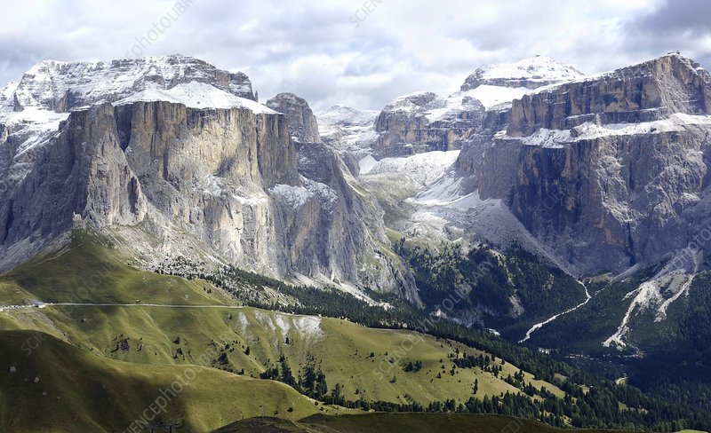 Dolomites, Itlay
