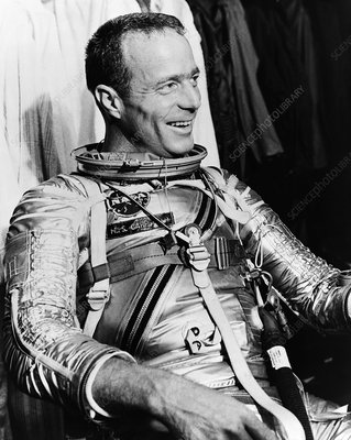 Scott Carpenter, US astronaut