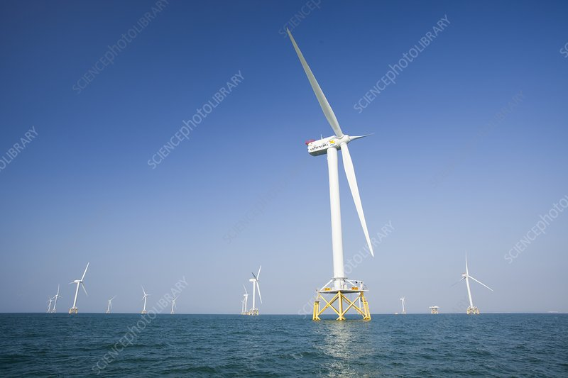 The Ormonde Offshore Wind Farm