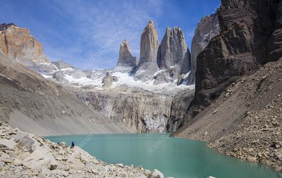 Torres del Paine Mountains, Chile
