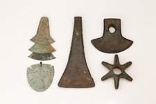 South American Bronze Age objects