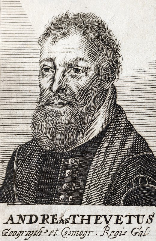 Andre Thevet, French explorer