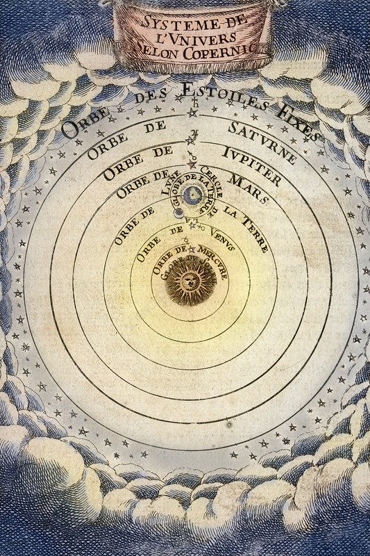 1683 Copernicus Universe early print