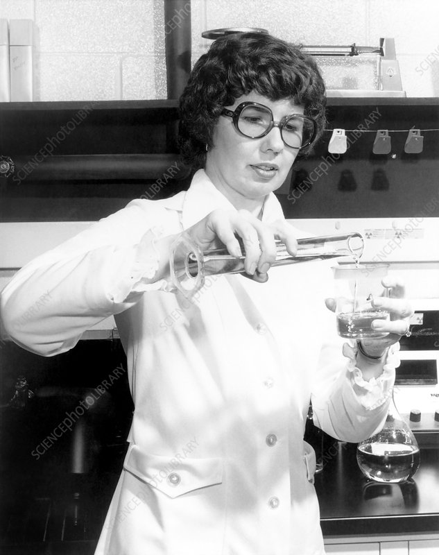 Barbara Askins, US chemist