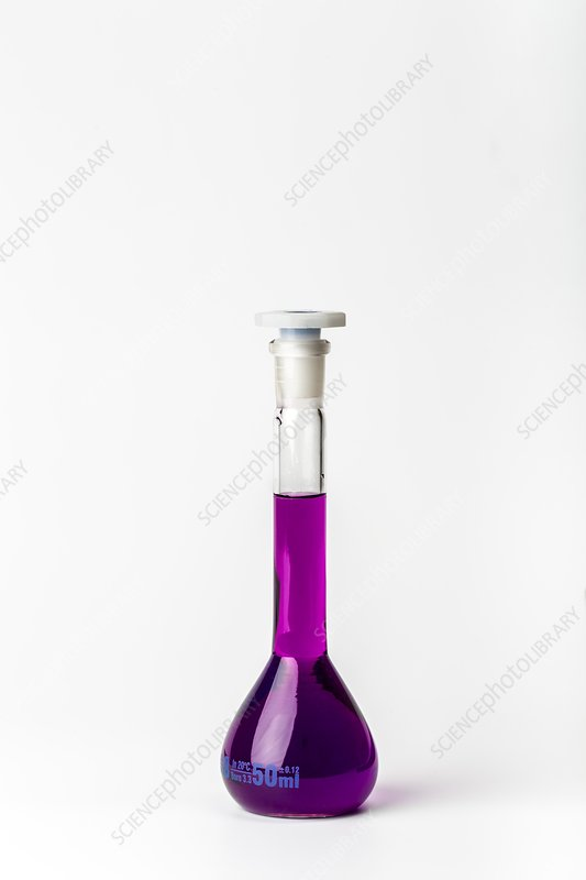 50ml Volumetric flask.