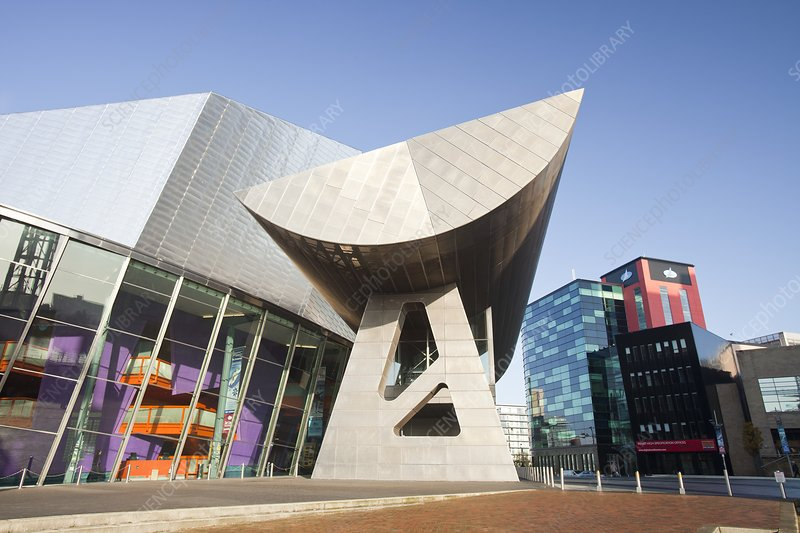 The Lowry Theatre, Manchester, UK