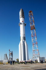 ExoMars launch preparations, March 2016