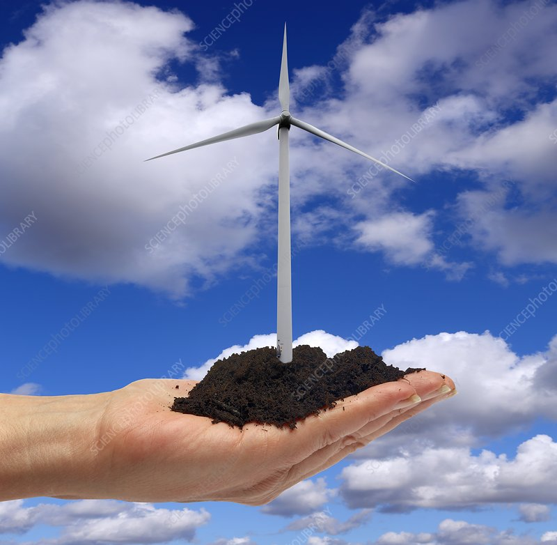 Alternative energy sources, concept