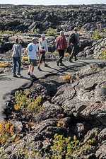 Craters of the Moon walking tour