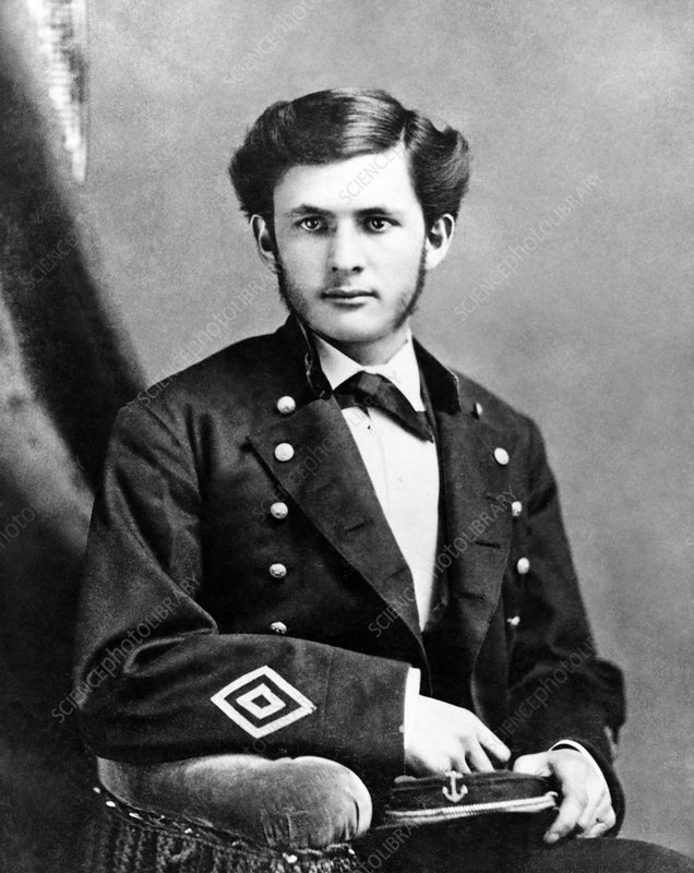 Albert Michelson, US physicist