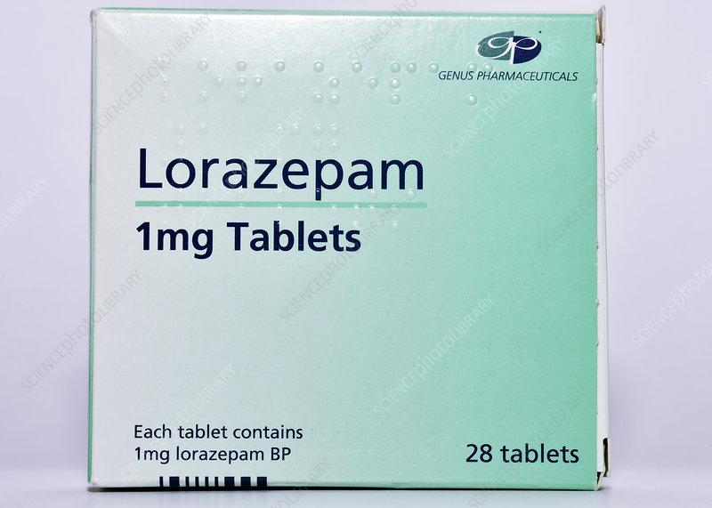 Lorazepam bestellen via internet