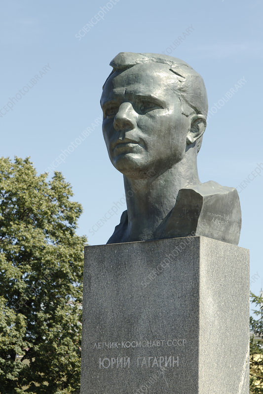 Yuri Gagarin, First Human in Space