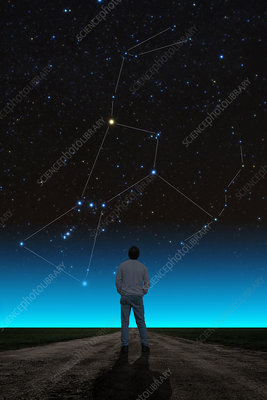 Orion and Stargazer