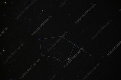Auriga Constellation