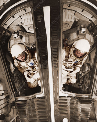 Gemini 4 Simulated Launch, 1965