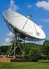 Satellite Earth Station Antenna