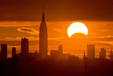 Solar Eclipse, Nov 3rd 2013