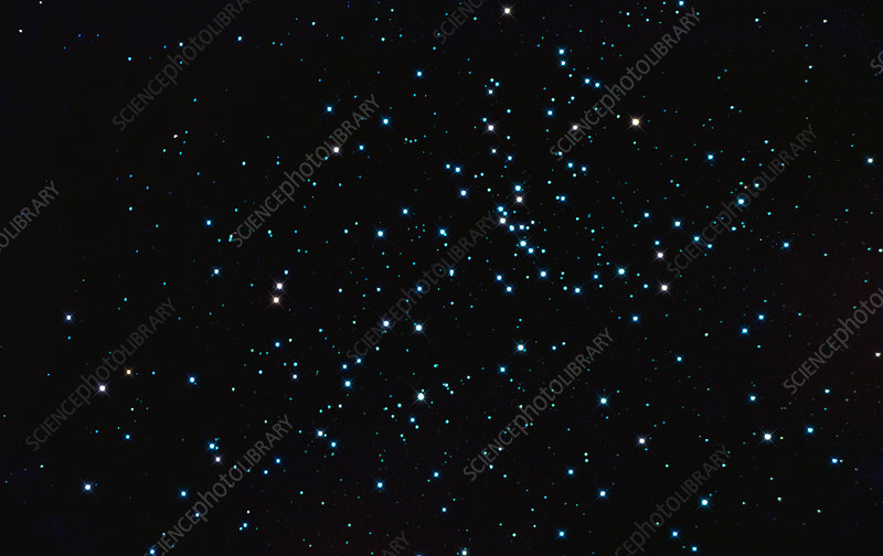 Open Star Cluster M48