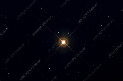 Betelgeuse, September 2013