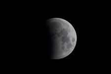 Lunar Eclipse, October 8, 2014