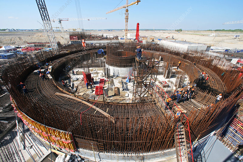 Nuclear power plant construction, Russia