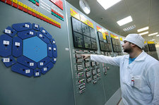 PIK nuclear research reactor, Russia