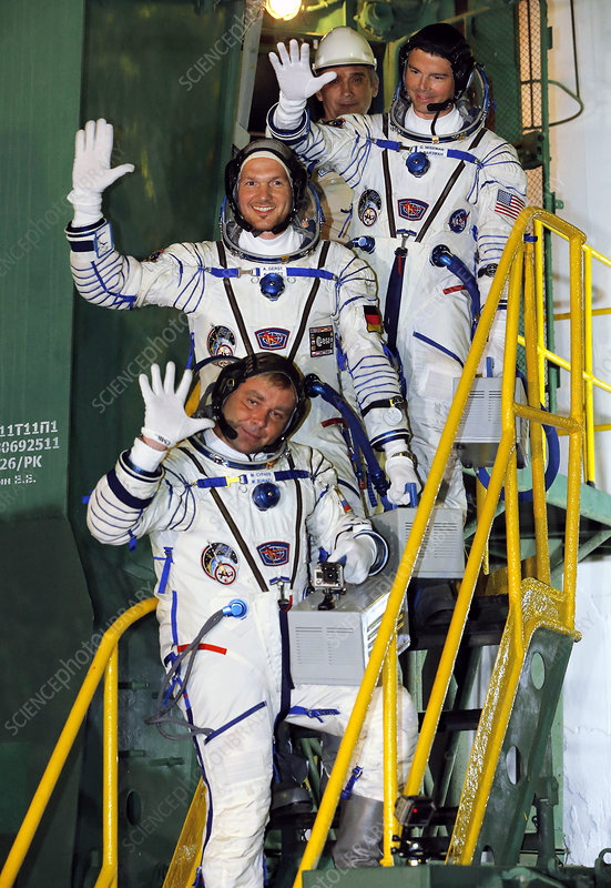 ISS Expedition 40 41 crew, 2014