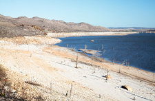 Theewaterskloof Dam, South Africa