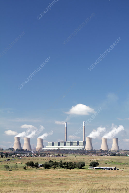 Duvha Power Station, South Africa