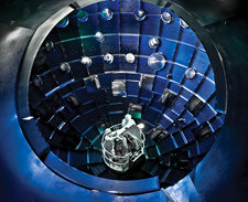 National Ignition Facility fusion device