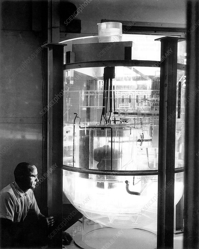 Molten Salt Reactor Experiment, 1960s