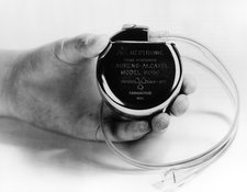 Nuclear-powered pacemaker, 1970s
