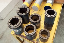 Chicxulub Crater research drill bits