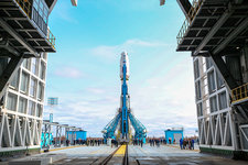 Soyuz-2.1a rocket, Vostochny spaceport