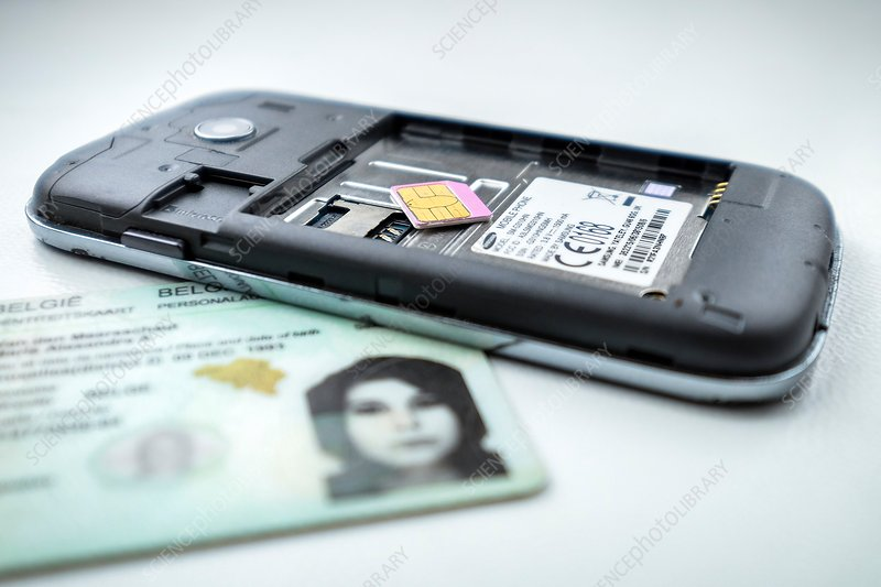 SIM cards and personal identity