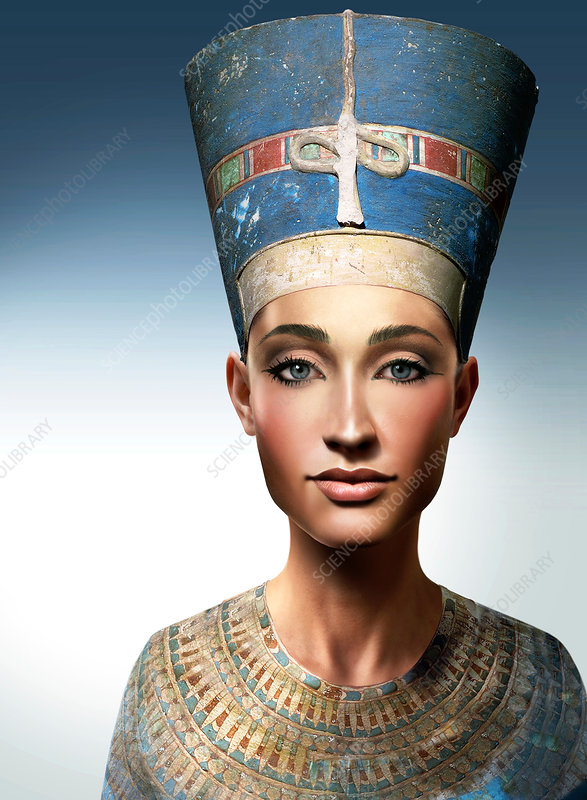 Queen Nefertiti, Ancient Egypt