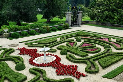 Nemours Mansion and Gardens, USA