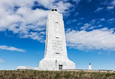 Wright Brothers National Memorial, USA