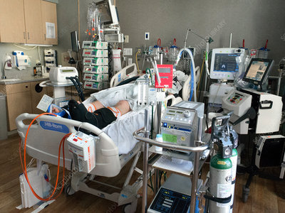 Life support in intensive care