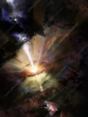 Intergalactic gas clouds in Abell 2597