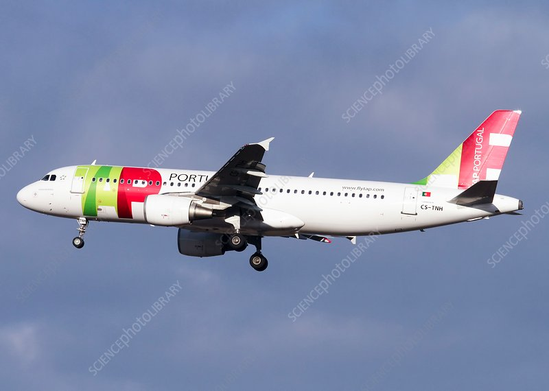 TAP Portugal, Airbus A320