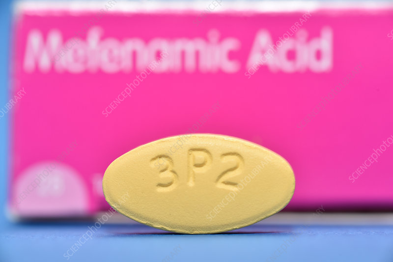 Ponstel Medication Dosage