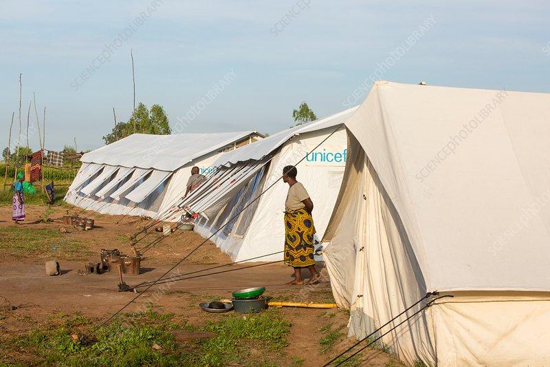 Chiteskesa refugee camp, Malawi