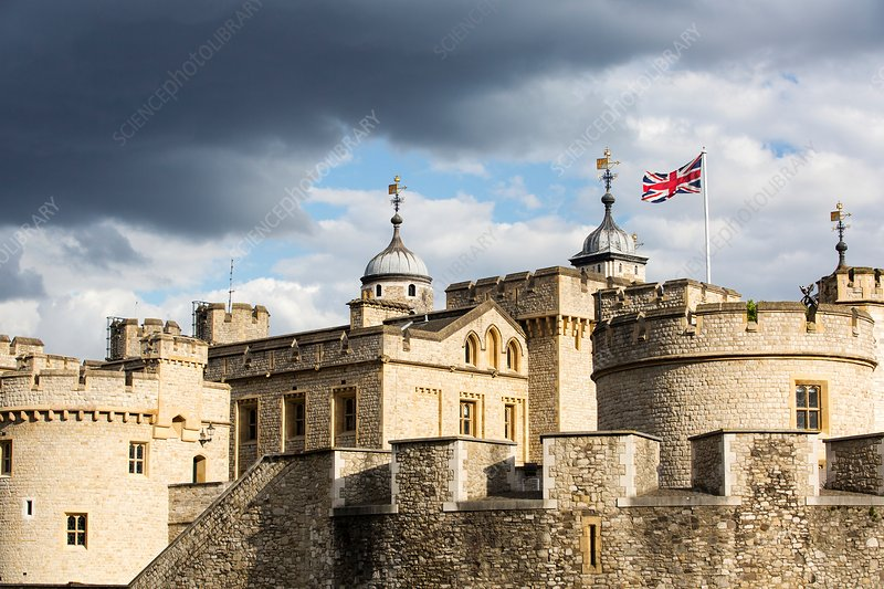 The Tower of London, UK