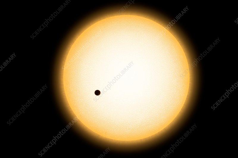 HD 149026 b exoplanet transit ...