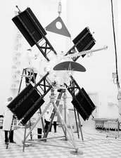 Mariner 5 spacecraft, 1967