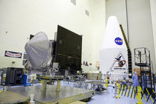 OSIRIS-REx spacecraft preparations, 2016